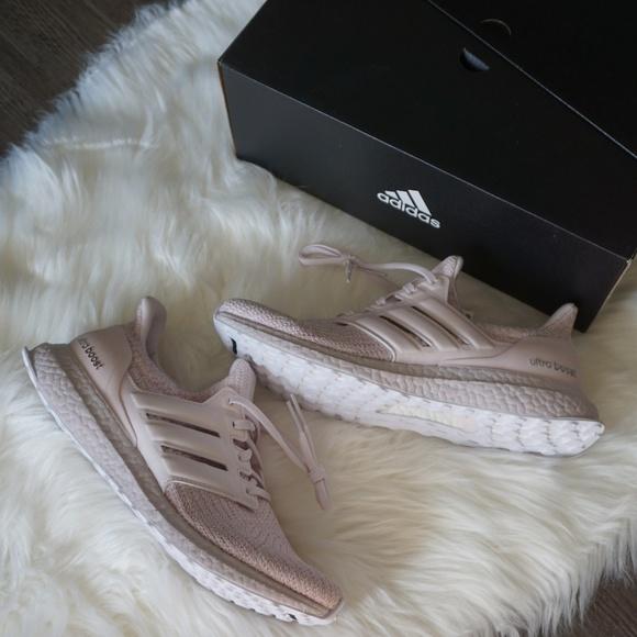 Adidas Ultraboost Rosegold Pink Tint